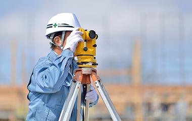 土地測量・建物測量